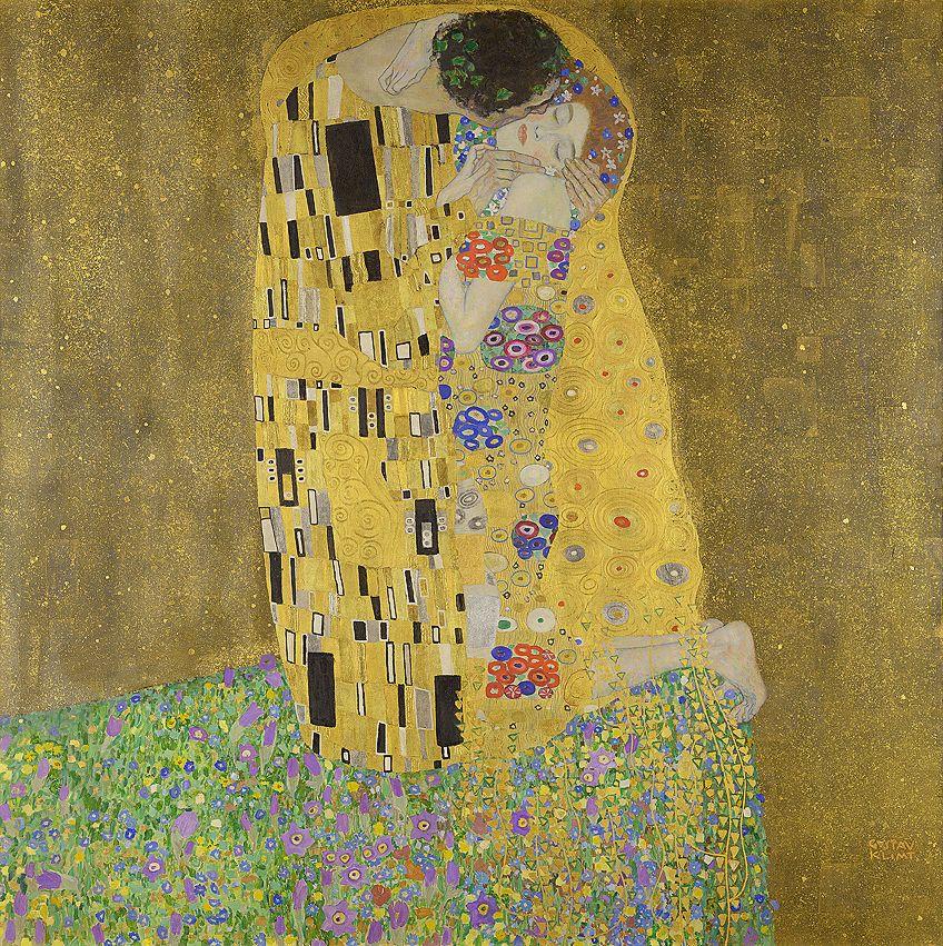 Famous Gustav Klimt Artworks