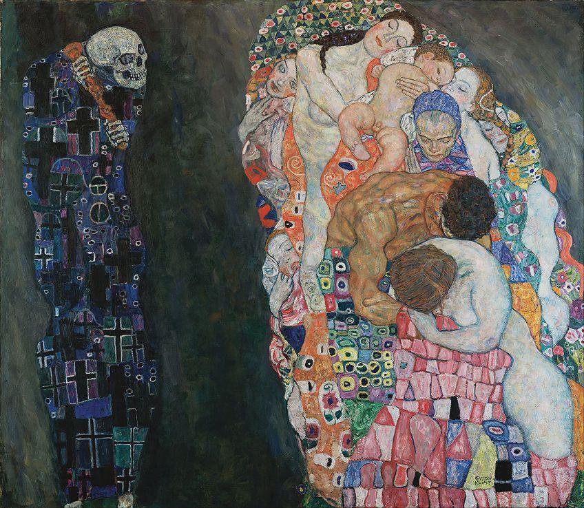 Famous Gustav Klimt Paintings