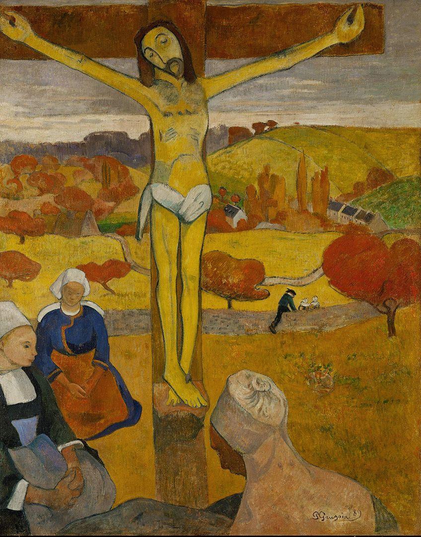 Famous Jesus Art