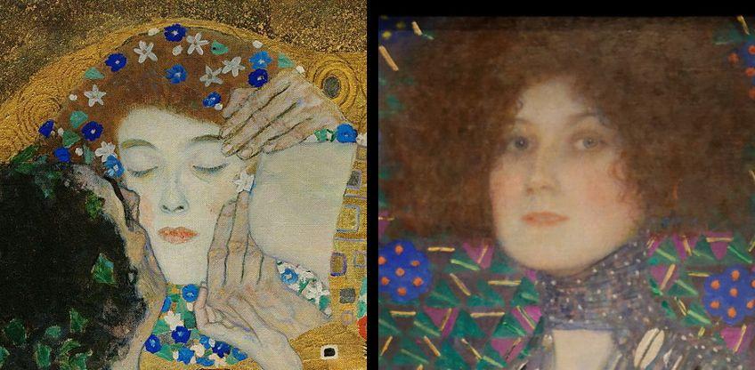 Famous Klimt Art