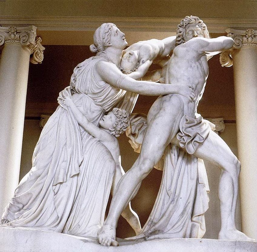 Famous Neoclassical Statues