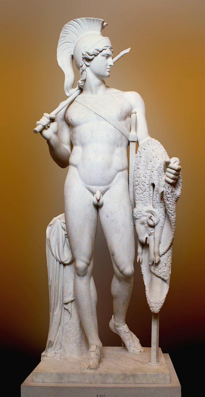 Famous Neoclassicism Sculptures