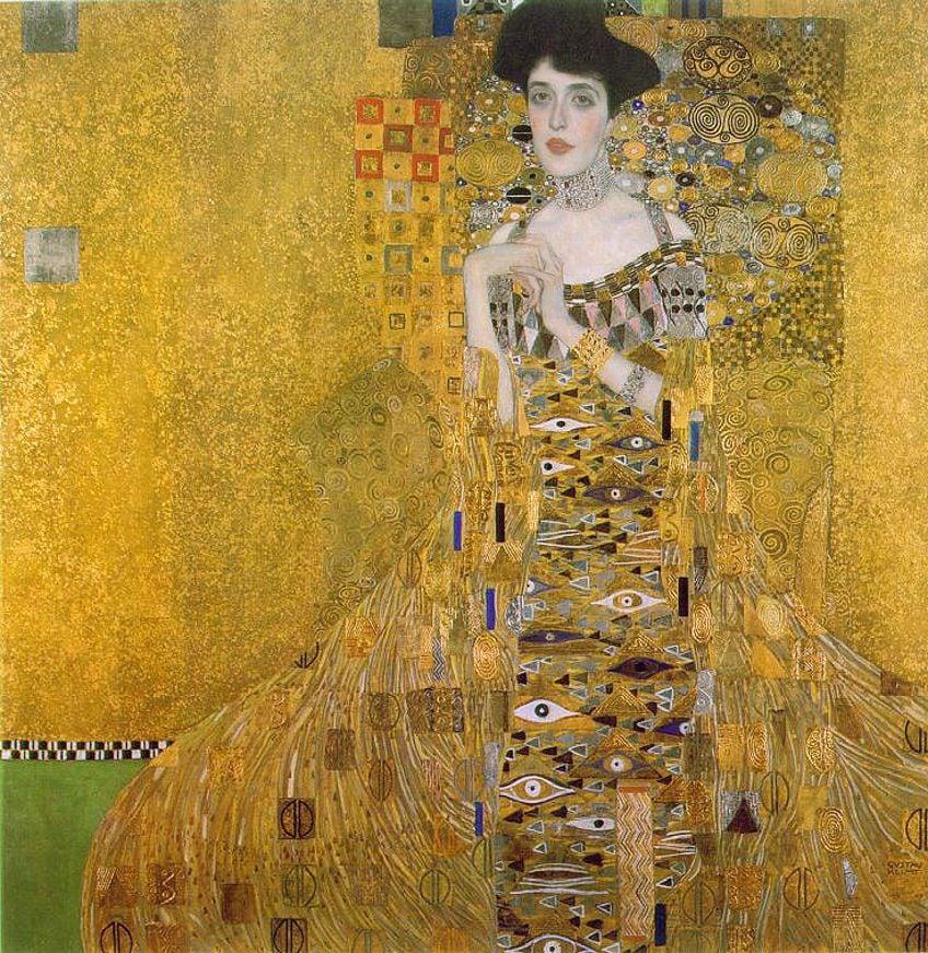 Famous Paintings by Gustav Klimt