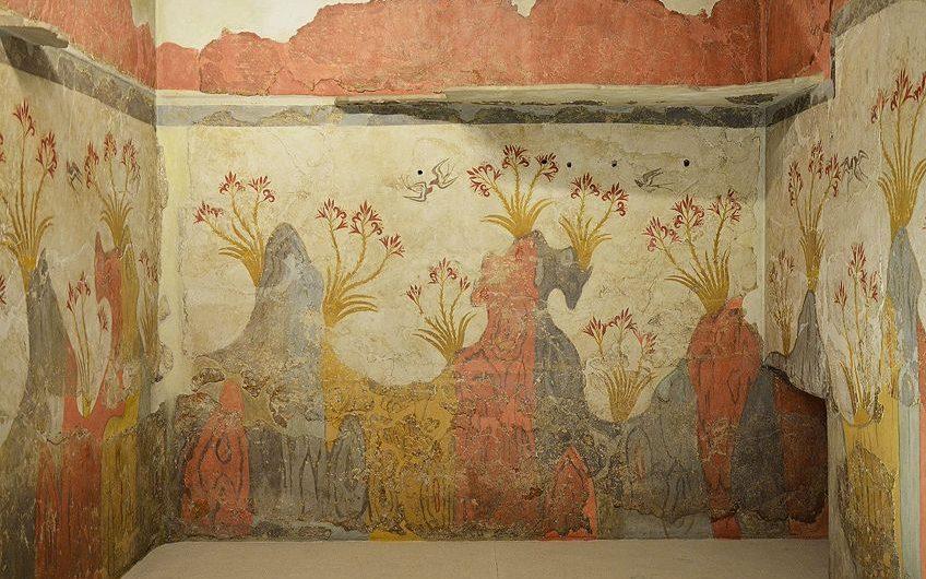 Greek Paintings