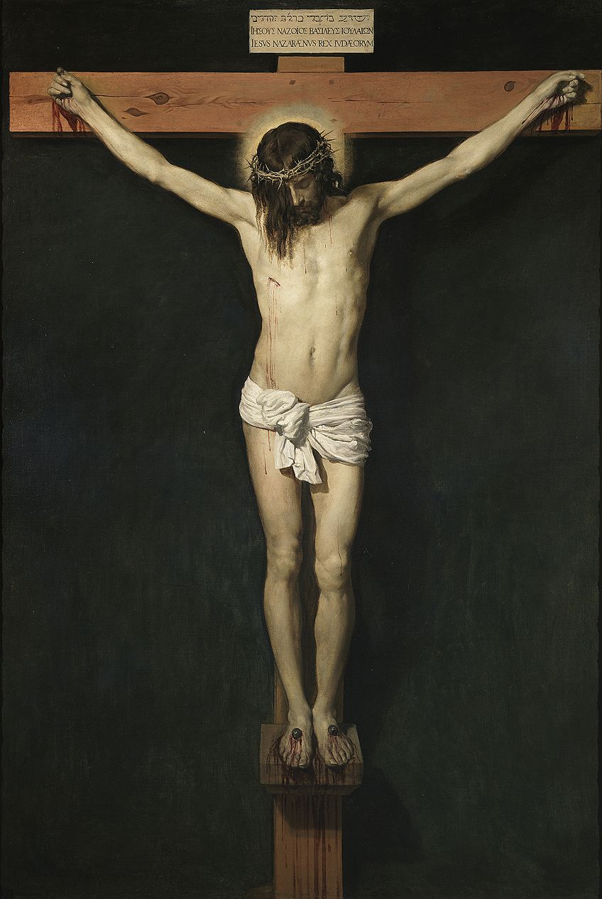 Jesus on the Cross Paintings