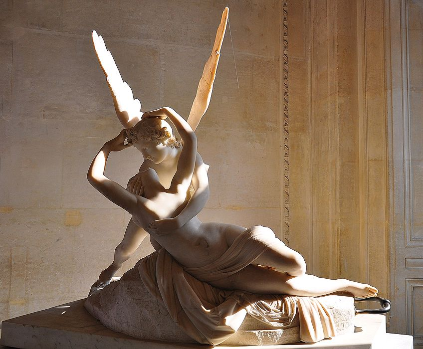 Most Famous Neoclassical Sculptures