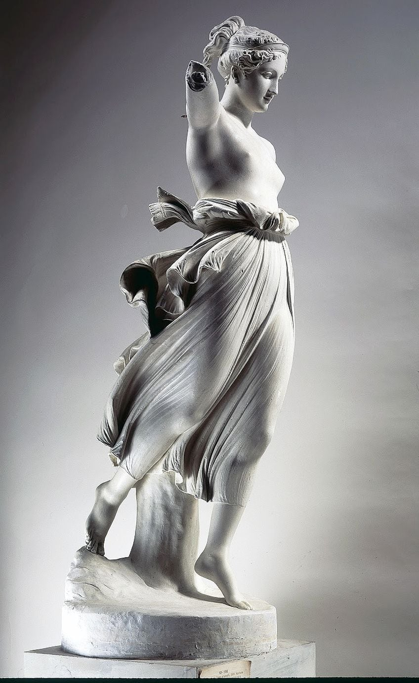 Neoclassical Statues