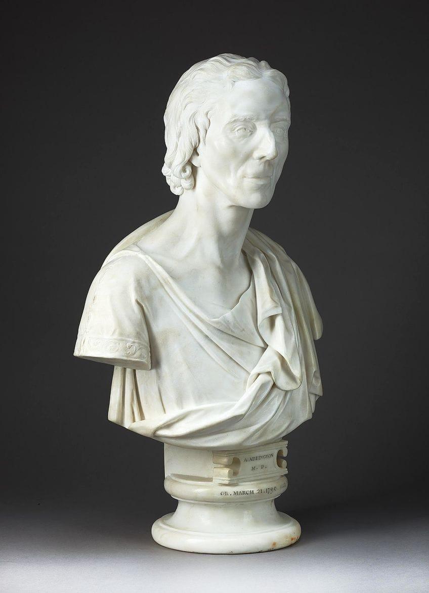Realistic Neoclassical Statues
