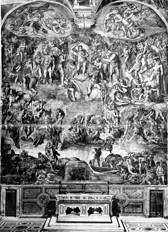 Sistine Chapel Interior