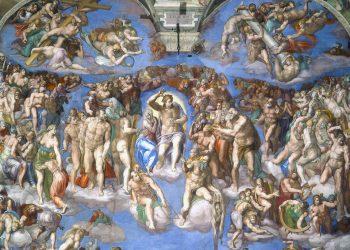The Last Judgement Michelangelo
