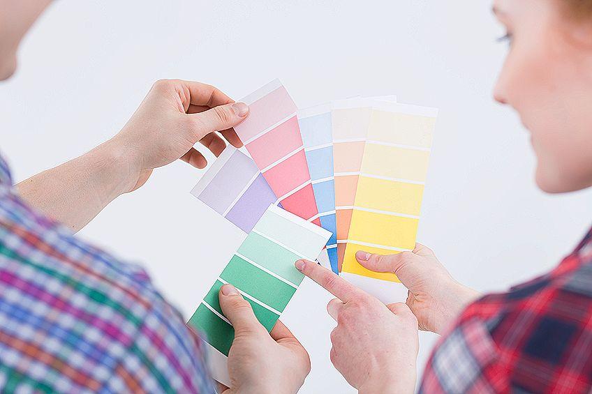 Warm Color Palette