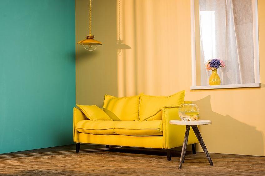Warm Colors in Interior Design