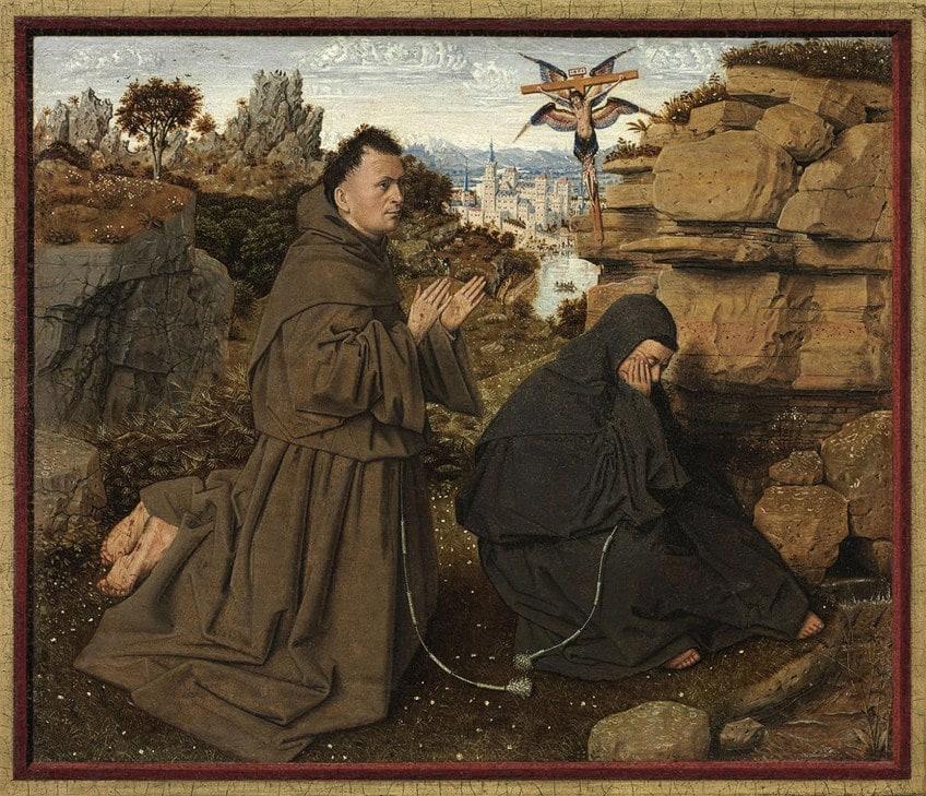 Famous Jan van Eyck Artworks