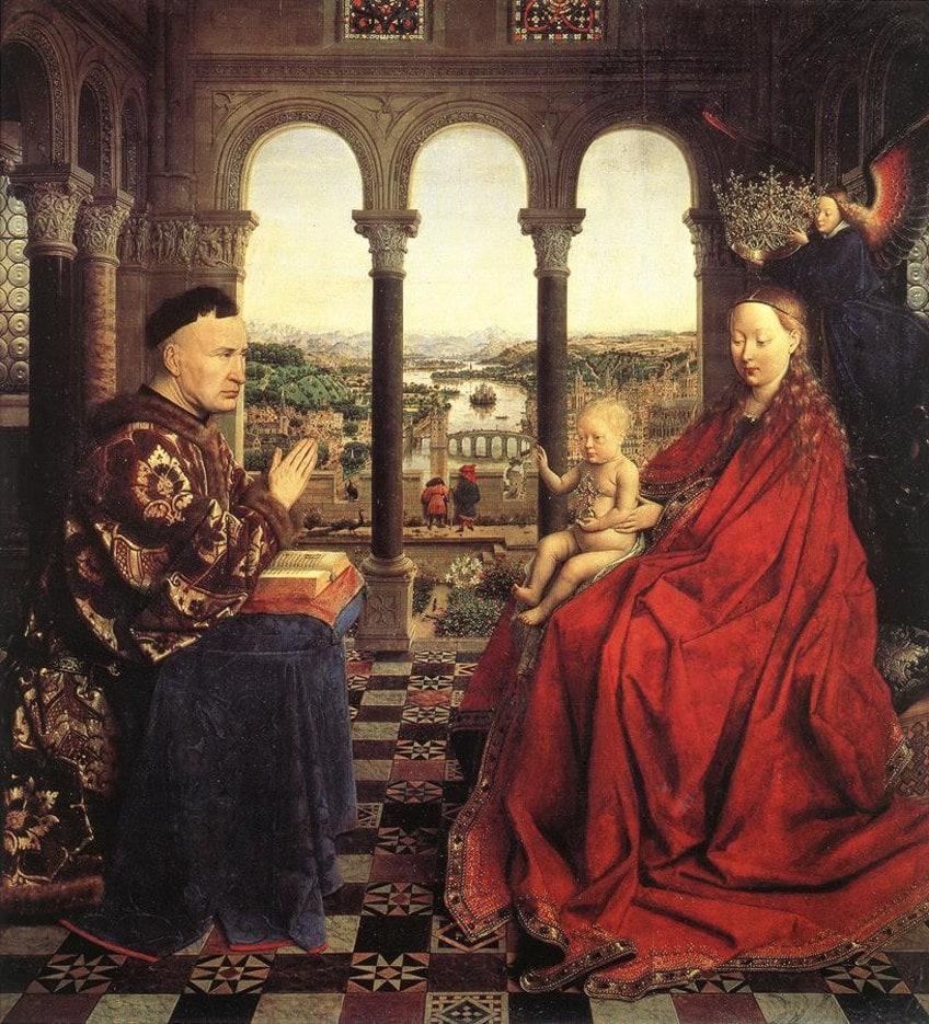 Famous Jan van Eyck Paintings