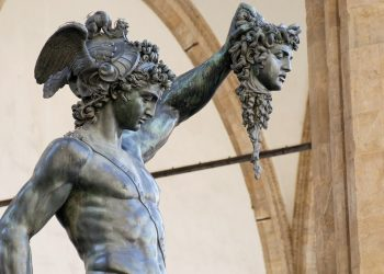 Medusa with the Head of Perseus