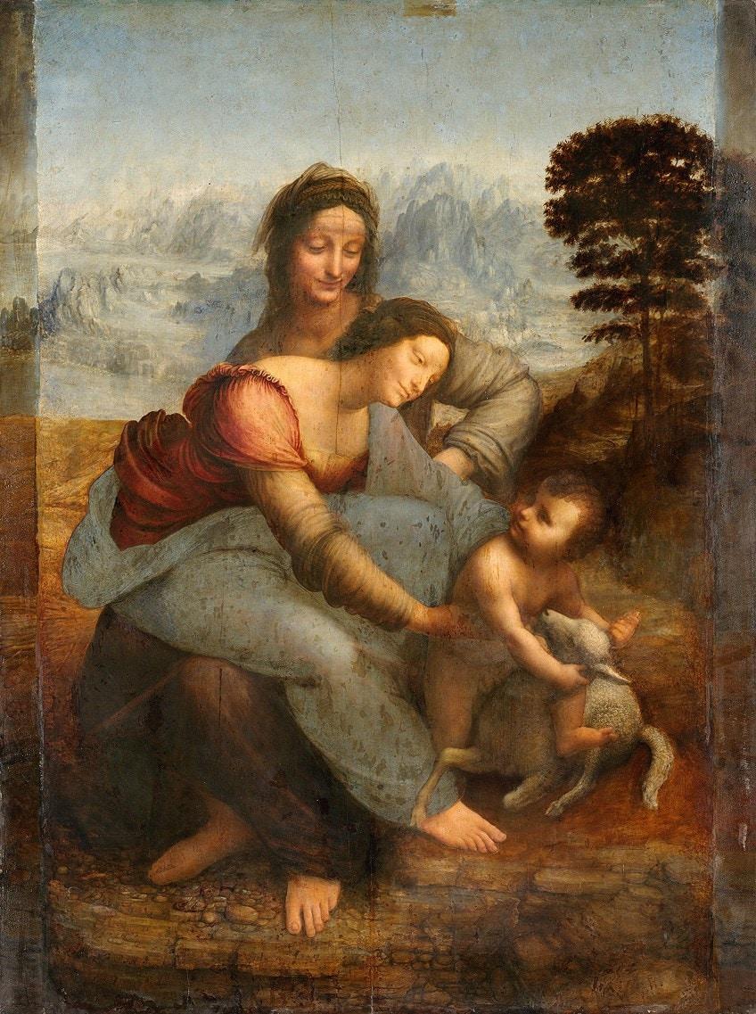 Renaissance History Paintings